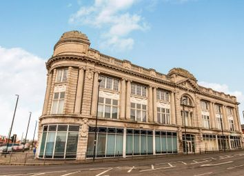 Thumbnail 1 bed flat for sale in Stockton Street, Hartlepool