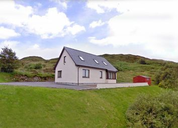 Thumbnail 4 bed detached bungalow for sale in Mallaig Bheag, Mallaig
