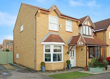 Thumbnail 3 bedroom semi-detached house for sale in Aldwell Close, Wootton, Northampton