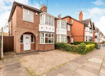 Thumbnail 3 bed semi-detached house for sale in Belvoir Drive, Aylestone, Leicester, Leicestershire
