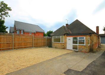 Thumbnail 5 bedroom detached bungalow to rent in Mytchett Road, Mytchett, Camberley