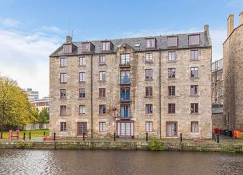 Thumbnail 1 bed flat for sale in Commercial Wharf, The Shore, Edinburgh