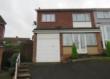 Thumbnail 3 bedroom semi-detached house for sale in Denton Grove, Great Barr, Birmingham
