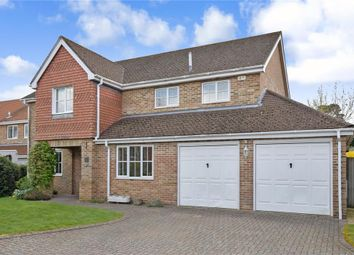 Thumbnail 5 bed detached house for sale in Wetherdown, Petersfield, Hampshire