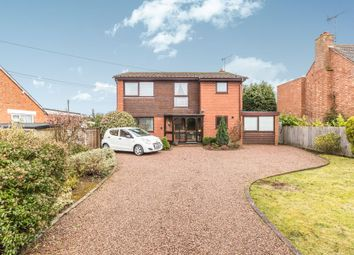 Thumbnail 3 bed detached house for sale in Martley Road, Lower Broadheath, Worcester