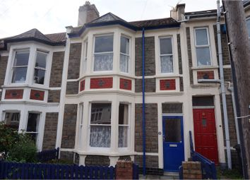 Thumbnail 3 bed terraced house for sale in Church Road, Horfield