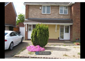 Thumbnail 3 bedroom semi-detached house to rent in Helming Drive, Wolverhampton