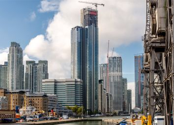 Thumbnail 1 bed flat for sale in South Quay Plaza, Valiant Tower, Canary Wharf