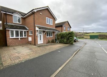 Thumbnail 4 bed detached house for sale in Pentland Close, Eastbourne, East Sussex