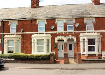 Thumbnail 3 bed terraced house for sale in Highworth Road, Stratton, Swindon