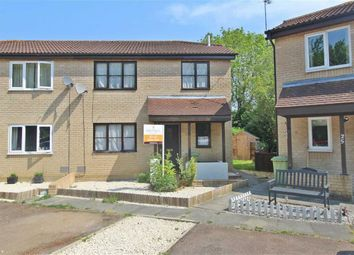 Thumbnail 2 bed terraced house to rent in Mendelssohn Grove, Browns Wood, Milton Keynes, Bucks
