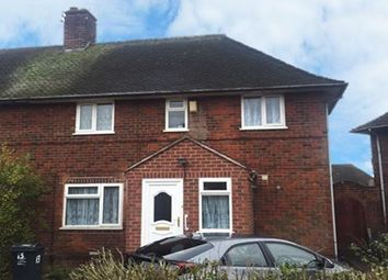 Thumbnail 3 bed terraced house to rent in Woodthorpe Avenue, Loughborough
