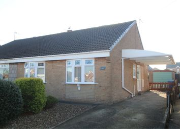 Thumbnail 2 bed semi-detached bungalow for sale in Beaconsfield, Withernsea, East Riding Of Yorkshire
