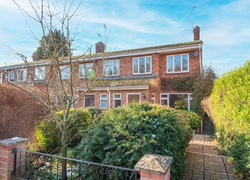 3 bed end terrace house for sale in Forest Road, Crowthorne RG45