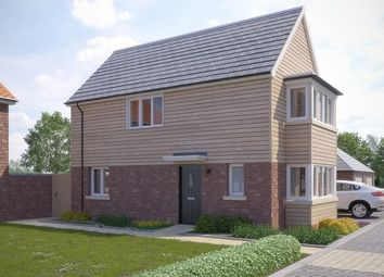 Thumbnail 3 bedroom detached house for sale in The Tidwell, Blackthorn Lane, Rockbeare, Exeter, Devon