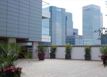 Thumbnail 1 bed flat to rent in Wharfside Point South, 4 Preston Road, Canary Wharf