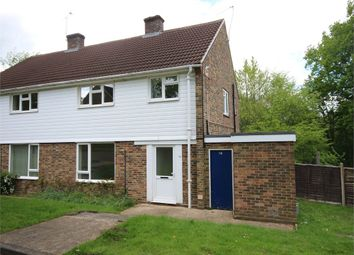 Thumbnail 1 bed flat to rent in Lakeside Drive, Bramshill, Hook, Hampshire