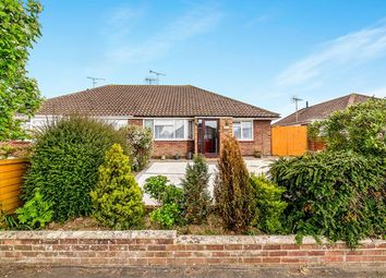 Thumbnail 2 bed bungalow for sale in Hazel Road, Bognor Regis