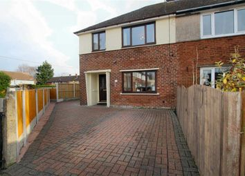 Thumbnail 3 bed semi-detached house for sale in Cedar Grove, Mold, Flintshire