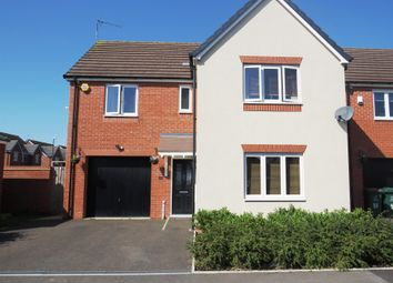 Thumbnail 4 bed detached house for sale in Steinway, Coventry