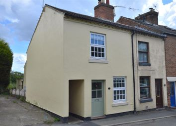 Thumbnail 3 bedroom cottage for sale in Church Road, Quarndon, Derby