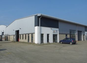Thumbnail Warehouse for sale in Unit 10, Plasketts Close, Kilbegs Road, Antrim, County Antrim