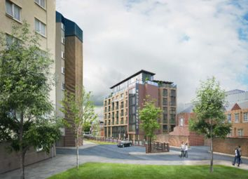 Thumbnail 1 bed flat for sale in Reference: 56681, Hopper Street, Gateshead