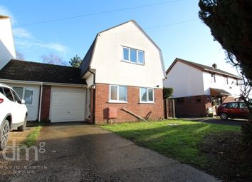 3 bed link-detached house for sale in Back Lane, Colchester CO3