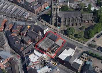 Thumbnail Commercial property for sale in 2-8, Churchgate, Stockport