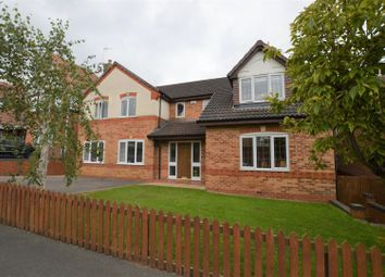 Thumbnail 6 bed detached house for sale in Woodcote Way, Littleover, Derby