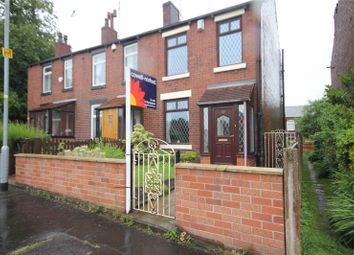 Thumbnail 2 bed end terrace house for sale in Linnet Hill, Rochdale, Greater Manchester
