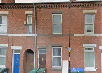 1 bed terraced house to rent in Gordon Street, Earlsdon, Coventry CV1