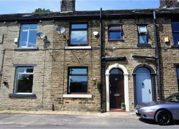 Thumbnail 2 bed terraced house for sale in Stoneswood Road, Oldham