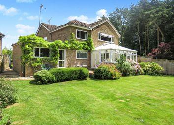 Thumbnail 5 bed detached house for sale in The Beechams, Mursley, Milton Keynes