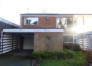 Thumbnail 4 bed semi-detached house to rent in Christchurch Close, Edgbaston, Birmingham
