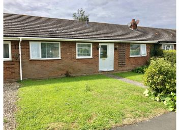 Thumbnail 3 bed terraced bungalow for sale in Crowcroft Glebe, Nedging Tye