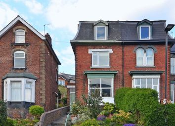 4 bed semi-detached house for sale in Shirebrook Road, Meersbrook, Sheffield S8