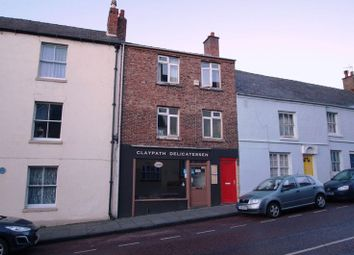 Thumbnail 4 bed terraced house for sale in Claypath, Durham