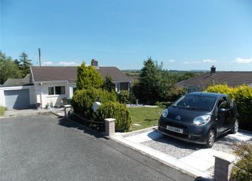 Thumbnail 2 bed bungalow for sale in Darts Close, St Giles On The Heath, Launceston