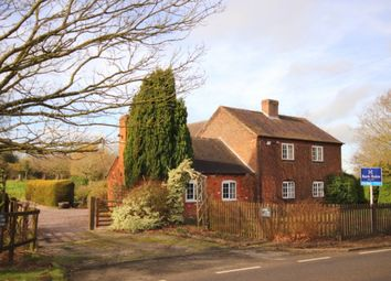 Thumbnail 3 bed detached house for sale in Bridgemere, Nantwich