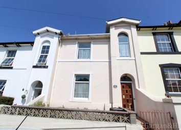 Thumbnail 3 bedroom terraced house for sale in Church Street, Torquay