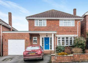 Thumbnail 4 bed detached house for sale in Cedar Wood Close, Fair Oak, Eastleigh