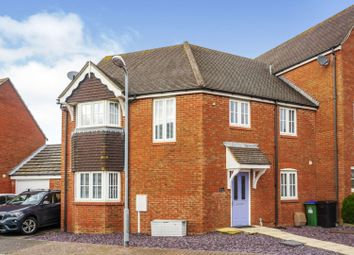 Maple Fields, Seaford BN25. 4 bed semi-detached house for sale