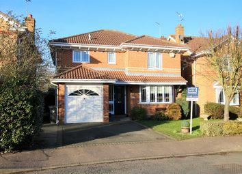 Thumbnail 4 bedroom detached house for sale in Leigh Drive, Elsenham, Bishop's Stortford, Essex