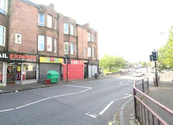 Thumbnail 1 bed flat for sale in Calder Street, Coatbridge