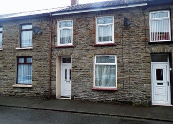 Thumbnail 3 bed terraced house to rent in Stanley Road, Gelli, Pentre, Rhondda Cynon Taff.