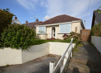 Thumbnail 2 bed detached bungalow for sale in Devoran Lane, Devoran, Truro