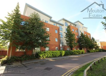 Thumbnail 2 bed flat for sale in Davy House, Charrington Place, St. Albans