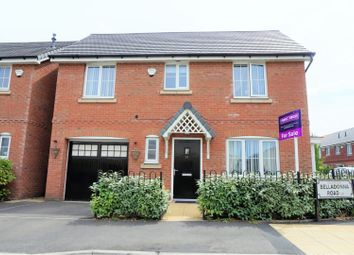 Thumbnail 3 bed detached house for sale in Belladonna Road, Liverpool