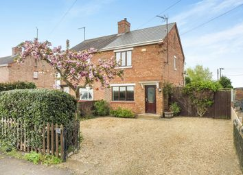 Thumbnail 2 bed semi-detached house for sale in Sealeys Lane, Parson Drove, Wisbech